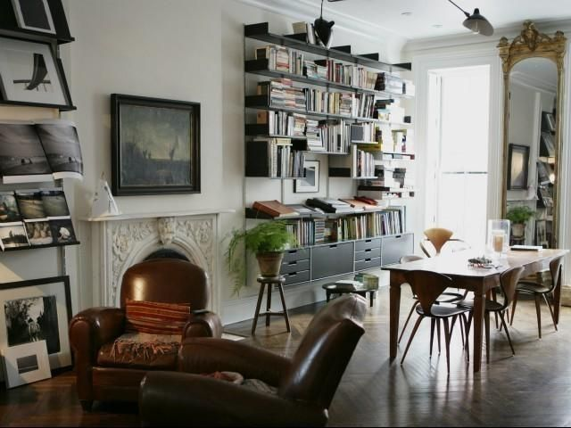 East Gramercy Townhouse, NYC, NY, Jan Eleni Interiors | Remodelista  Architect / Designer