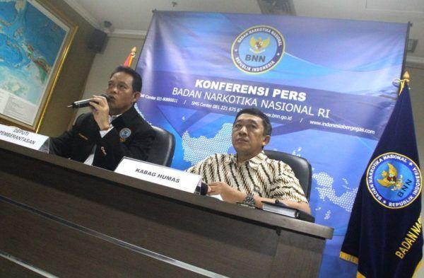 BNN tembak mati warga Malaysia pembawa narkoba