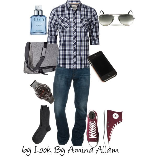 Cool, created by Look By Amina Allam