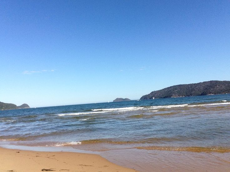 Patonga Beach, NSW Australia. Its near Palm beach, which is where they film Home And Away :) x