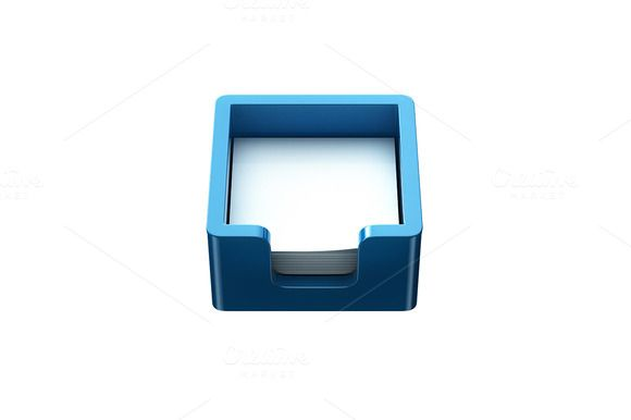 Note Tray Icon by vladut'shop on @creativemarket