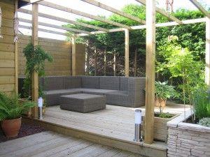 lounge tuin inrichten - Google zoeken