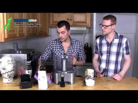 Recette du pain sans gluten Paléo - YouTube