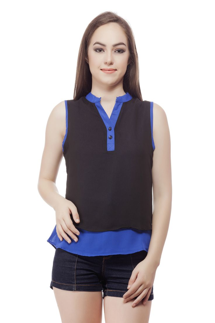 Double Layer Top From Miss Queen