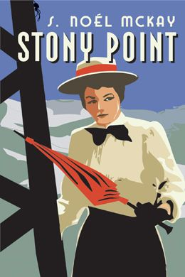 Stony Point - a novel by S. Noël McKay: Like Outlander by Gil Adamson, Stony Point is a novel about a strong female character who finds herself in the region of Frank, Alberta in 1903 just after the landslide that devastated much of the town. Lucille, the heroine of Stony Point, is a newspaper reporter from Winnipeg who has come to Stony Point, just down the rail line from Frank, to try to find her brother-in-law, also a reporter, who went missing a couple of weeks earlier. $22.95