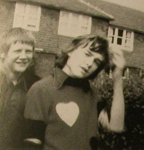 Classic Photo: A teenage Morrissey   #morrissey  #thesmiths