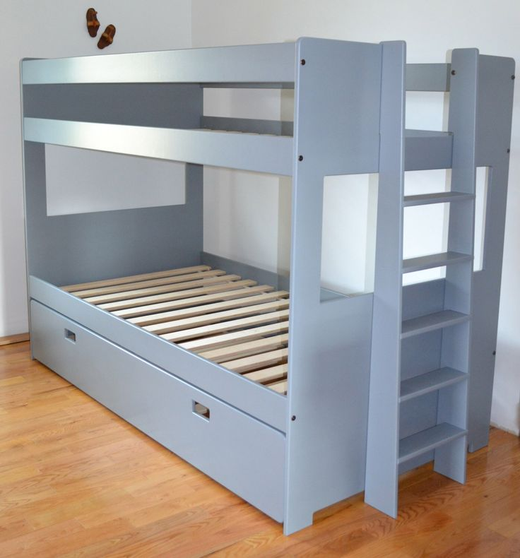 17 best ideas about bunk bed with trundle on pinterest. Black Bedroom Furniture Sets. Home Design Ideas
