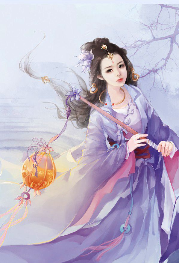 China wind hand-painted