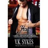 Hot Number (Kindle Edition)By V.K. Sykes