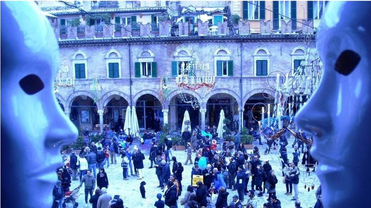 Carnevale Ascoli Piceno  #marcheinmaschera
