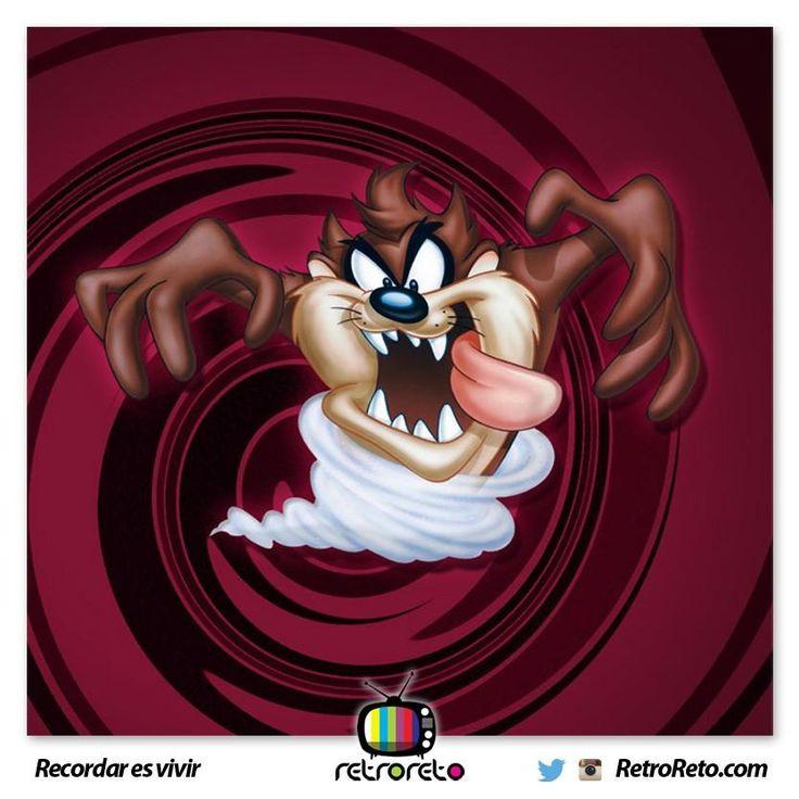 El Demonio de Tasmania es un dibujo animado de los Looney Tunes