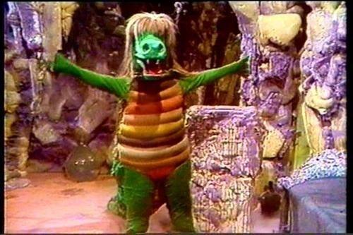 A Cuca, versão televisiva anos 1970