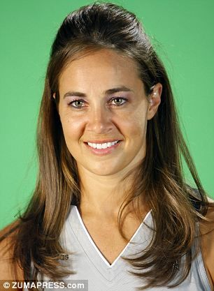 The basketball defector: All eyes on American born-and-raised girl, Becky Hammon, who switched sides to play for Russia. She made bank with a Russian salary of 2 million dollars and a six-figure bonus if Russia earned a medal in the Games- as compared to her full-time salary of 95,000 dollars from the WNBA.
