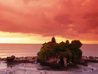Uluwatu, Bali, Indonesia