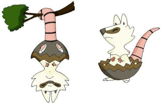 Pokemon-Fake- possum by JoshuaDunlop