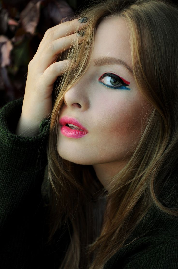 foto <Klaudia Toruń> model <Magda Miś> MUA <Monika Konarska>