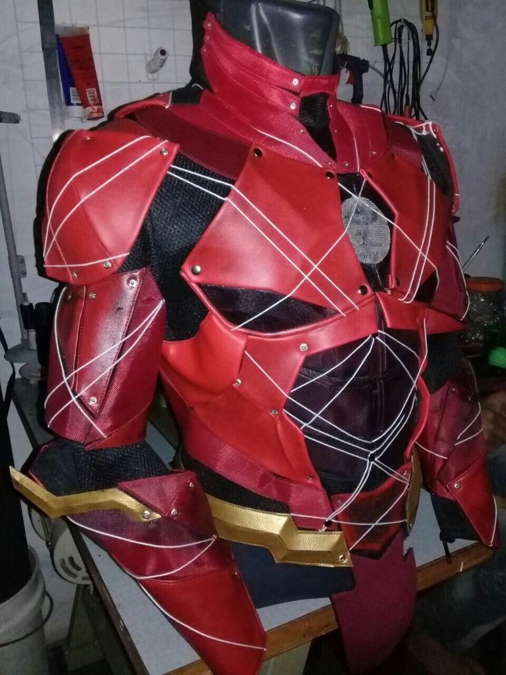 justice league the flash costume