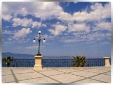 Southern Italy Promenade