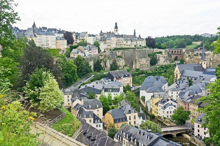 Avrupa'nın küçük sırrı Lüksemburg