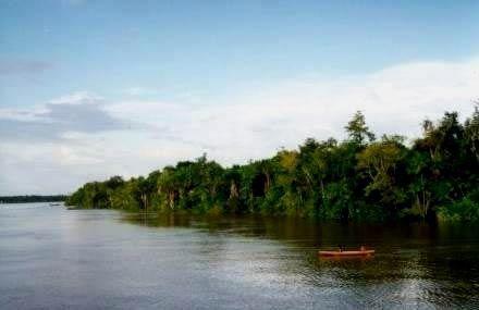 Il Rio delle Amazzoni, Brasile