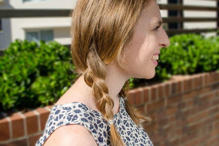 Plait Hair Style