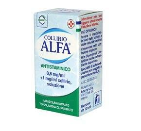 #Bracco collirio alfa antistaminico 10 ml  ad Euro 6.00 in #Bracco #Altri prodotti comprende tutte