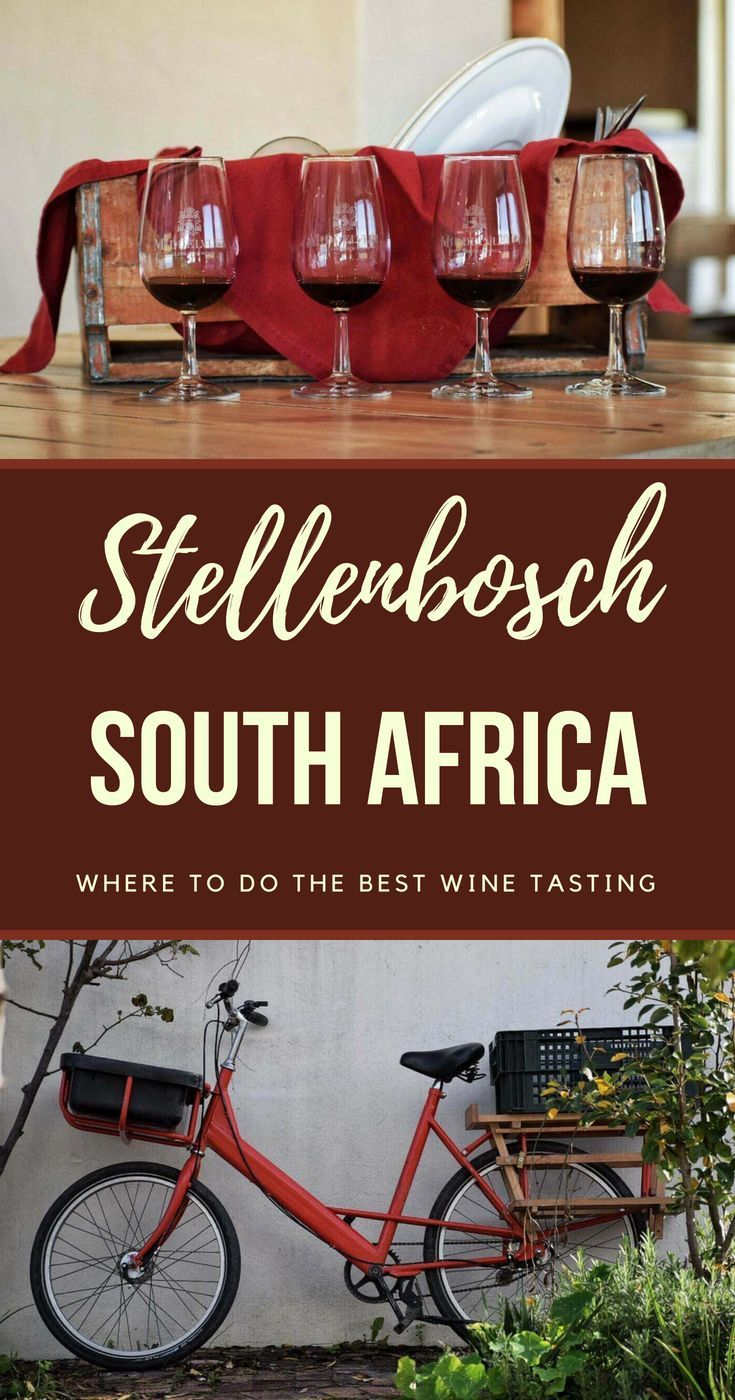 Stellenbosch South Africa Simply An Unmissable Place To Visit When In The Country This Is Where To Find Some Of The Best Wine In The W Viaggi Africa Viaggio