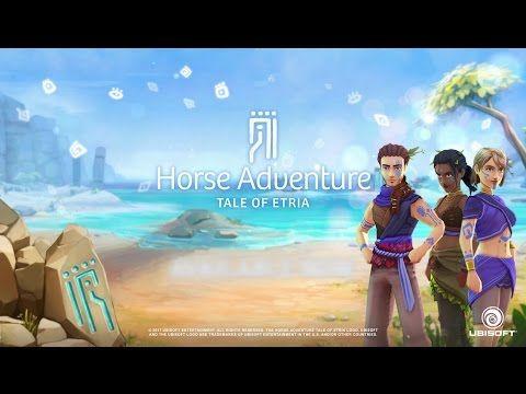 horse adventure tale of etria