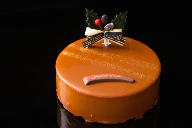 日本発のチョコレート専門店デカダンス ドュ ショコラからクリスマス限定ケーキがお目見え