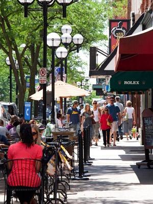 Ann Arbor highlights: P to S