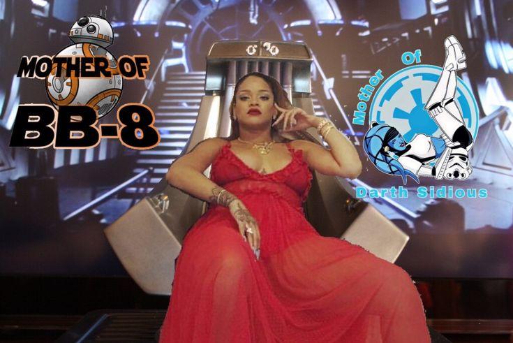 Otro meme de Rihanna