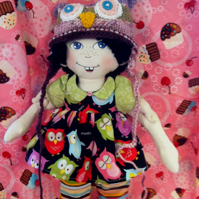 Www.snicklefarkleshop.blogspot.com or friend me @ snicklefarkles at facebook! Dolls I make for fun
