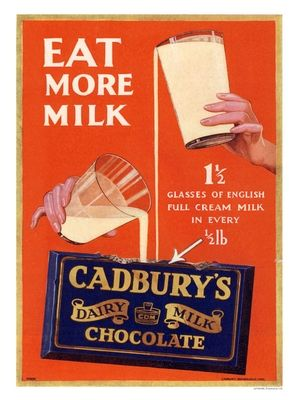 Cadbury's Chocolate Ad - Free Flavour