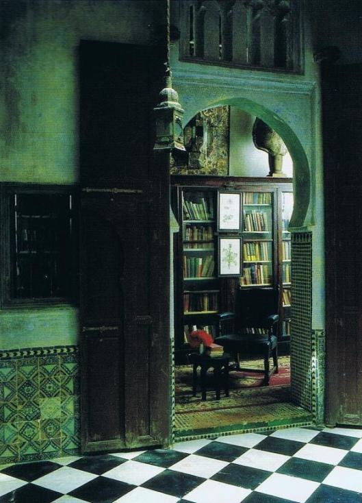 Restoration in Tangiers. World of Interiors Nov 09 - trouvais.com
