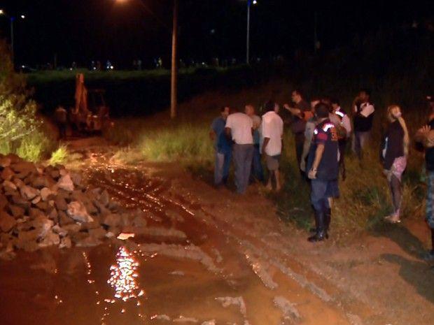Secretário de Obras admite risco em barragem da Dique 2 em Pouso Alegre