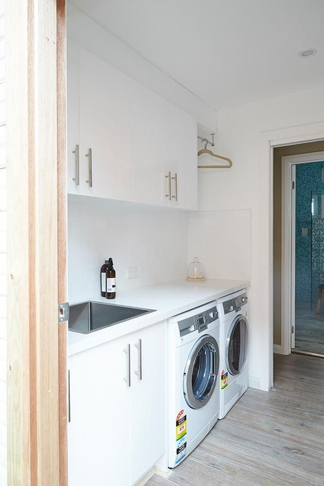 NSW Transformation: Laundry (Zone 4) - Photos - House Rules - Official site