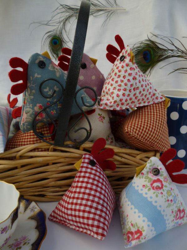 cute lavender chicks, items of craft show