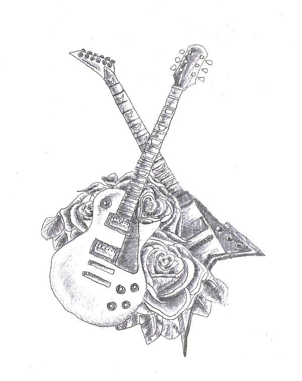 25 Best Ideas About Acoustic Guitar Tattoo On Pinterest