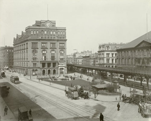 Chronicling Astor Place's Evolution in 25 Historic Photos