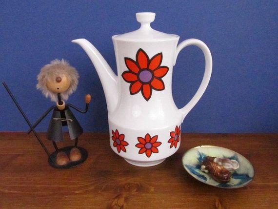 Amische Vintage Kaffeekanne