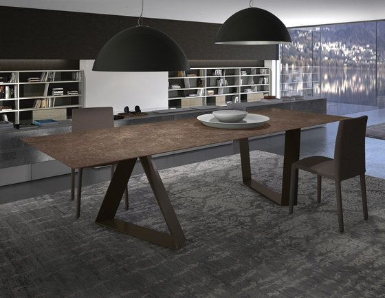 Dining tables | Tables | Tavolo Zaffiro | Presotto | Pierangelo. Check it out on Architonic