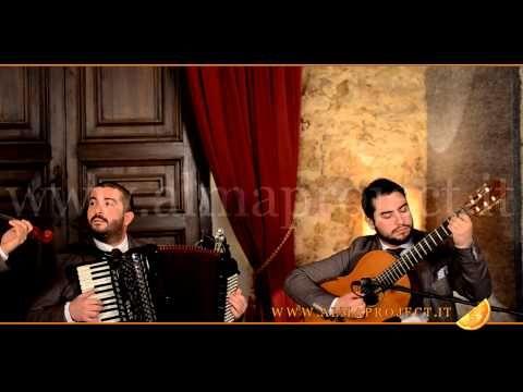 ALMA PROJECT - GS Trio Violin Accordion Guitar - Hava Nagila (A.Z.Idelsohn)