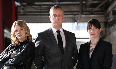 DCI Banks … superior detective drama.