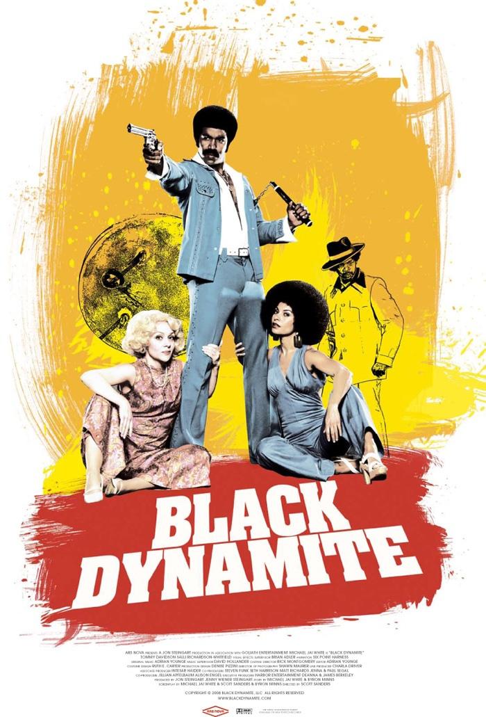 black dynamite  awsome movie