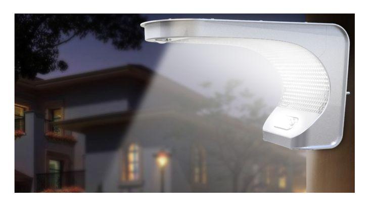 Pannello Solare Da 200 Watt : Applique ad enerigia solare quot specchio con pannello