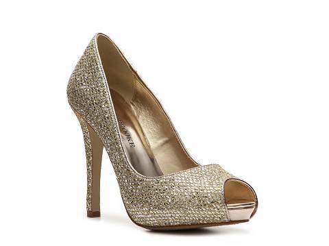 Gold High Heel Sandals: Dsw Gold High Heels