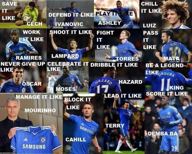 Love Chelsea FC