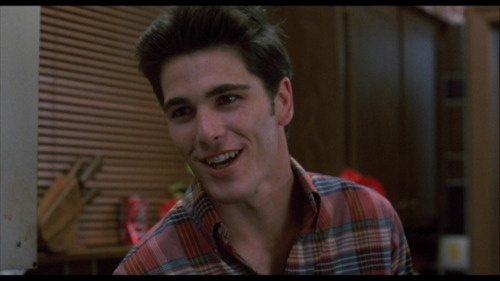 JAKE RYAN(Michael Schoeffling)    YES, still after all these years. LOL