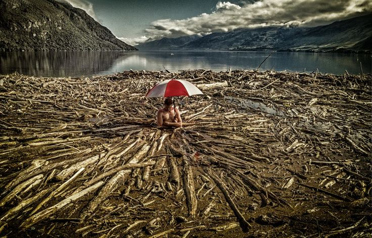 Umbrellas And The Rain Photo Contest - ViewBug.com