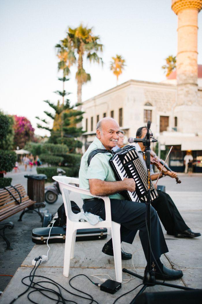 Street Musicians in Kos Island Greece Entouriste Kos